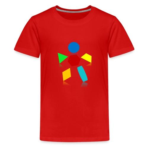 Formen - Teenager Premium T-Shirt