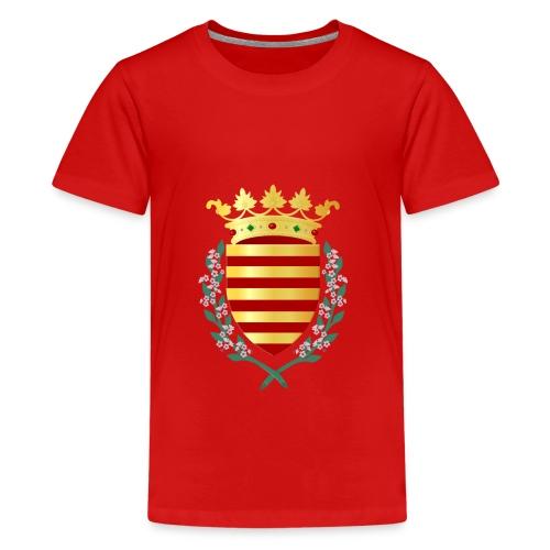 Wapenschild Borgloon - Teenager Premium T-shirt