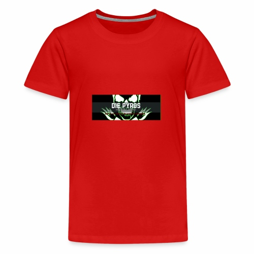 pyro Design - Teenager Premium T-Shirt
