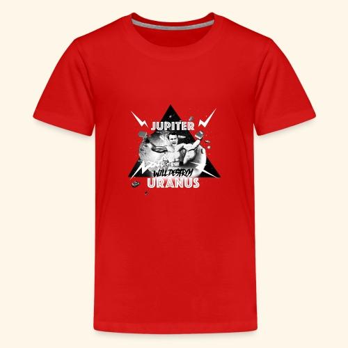 JUPITERwilldestroyURANUS - T-shirt Premium Ado