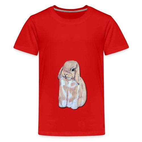 Rabbit - Teenage Premium T-Shirt