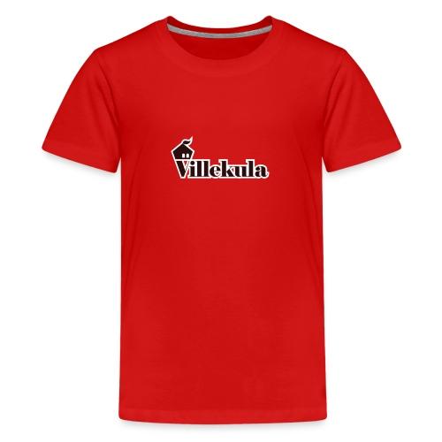 Villekula Logo - Teenager Premium T-Shirt