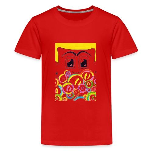 Seifenblasen Junge - Teenager Premium T-Shirt