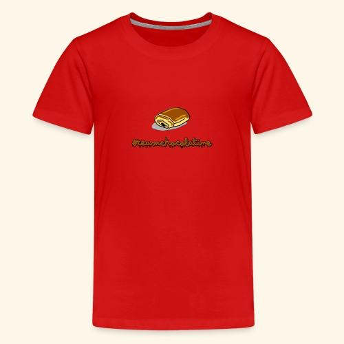 teamchocolatine - T-shirt Premium Ado