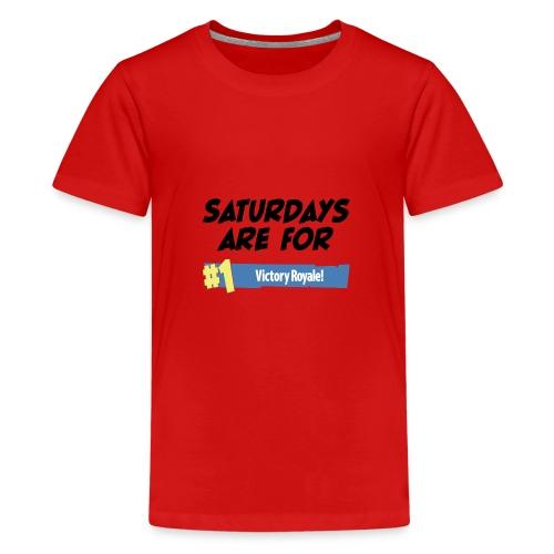 Victory Royale - T-shirt Premium Ado