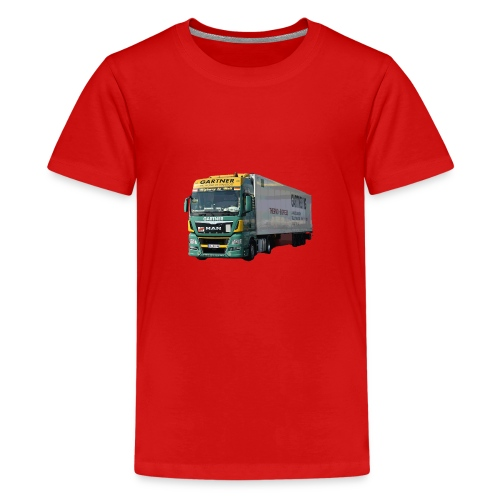 Franks LKW - Teenager Premium T-Shirt