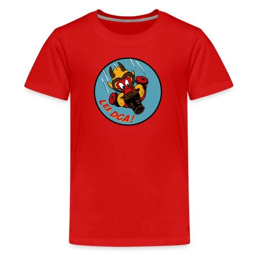 DCA-GREMLIN - T-shirt Premium Ado