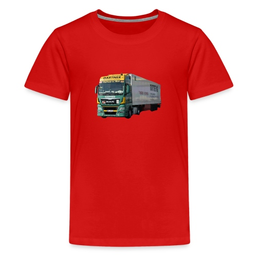 Franks LKW - Teenager Premium T-Shirt