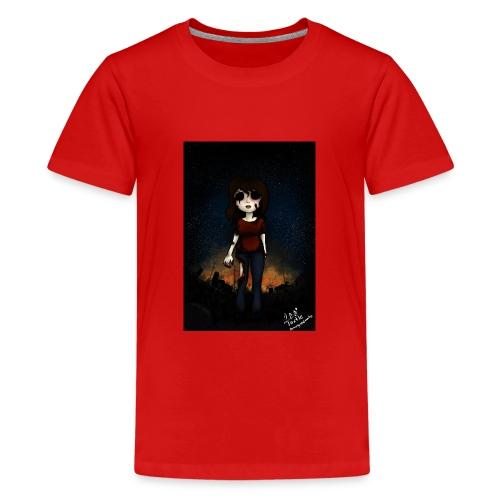 zombie usagi - Camiseta premium adolescente