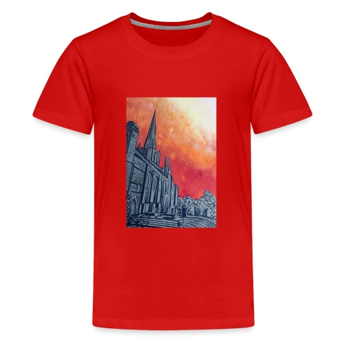 Church - Teenage Premium T-Shirt