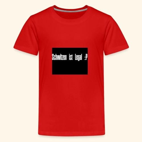 Minecraft Bedwars - Teenager Premium T-Shirt