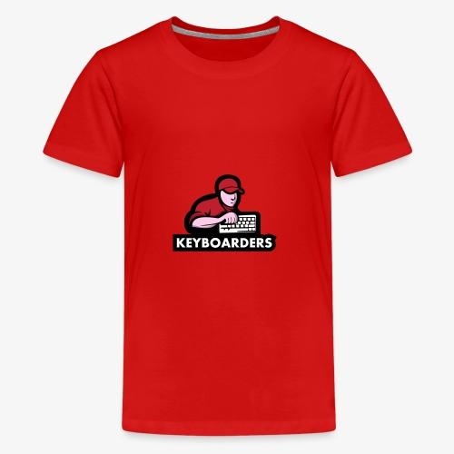 The Keyboarders - Teenager premium T-shirt