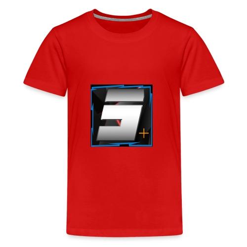 Logo Sernicke Plus - Teenager Premium T-Shirt