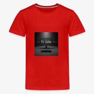 PC-Gutta - Premium T-skjorte for tenåringer