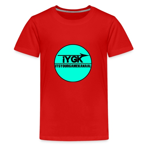 T-Shirt - Teenager Premium T-shirt