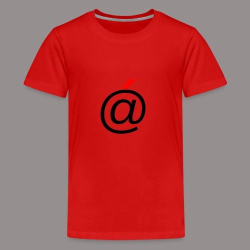 ARROBÁ - Camiseta premium adolescente