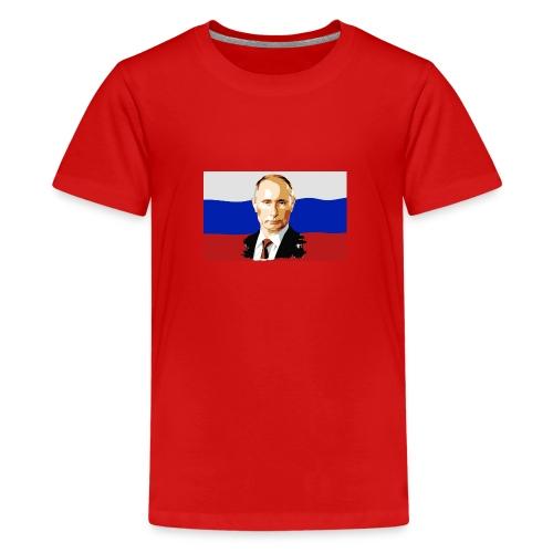 Putin - Teenager Premium T-Shirt