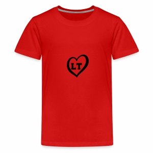 valentines day - Teenage Premium T-Shirt