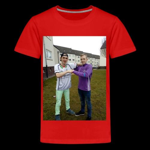 IMG 20180310 134618 - Teenager Premium T-Shirt