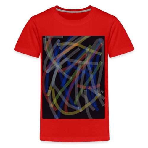 20180620 201223 - Teenager Premium T-Shirt
