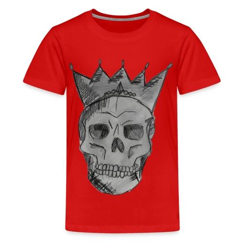 Totenking - Teenager Premium T-Shirt