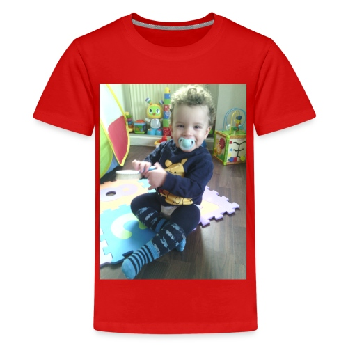 Kinderlachen - Teenager Premium T-Shirt