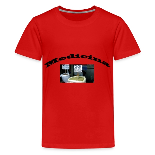 Medicina1 120518 - Teenager Premium T-Shirt