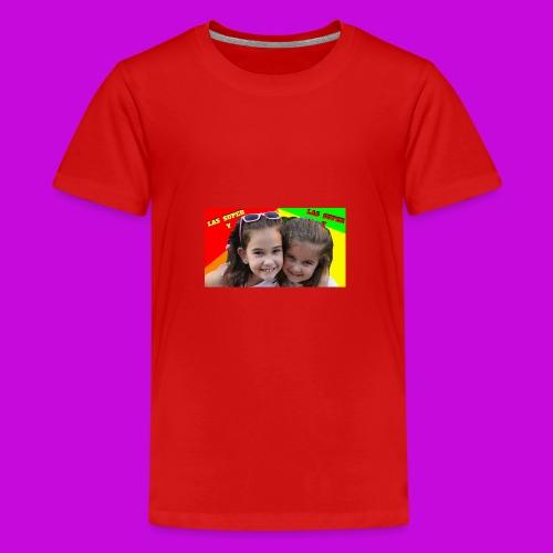 LAS SUPER Y - Teenage Premium T-Shirt
