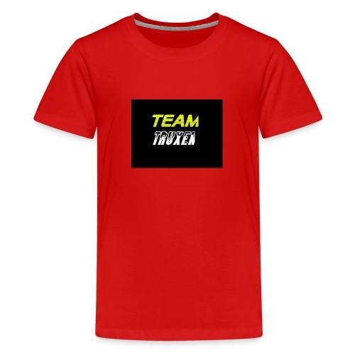 Truxenmerch - Premium-T-shirt tonåring