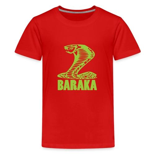 BARAKA La Mode qui prend soin de toi - T-shirt Premium Ado