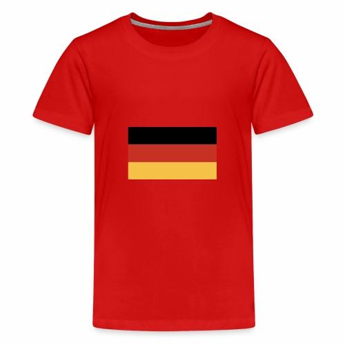 6860593D 27E2 466D 9616 225841D00A8C - Teenager Premium T-Shirt