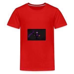 Herobrine 2 v - Teenager Premium T-Shirt