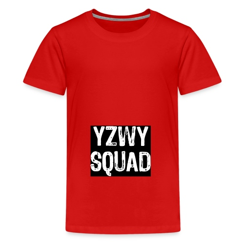 Unser sqaud - Teenager Premium T-Shirt
