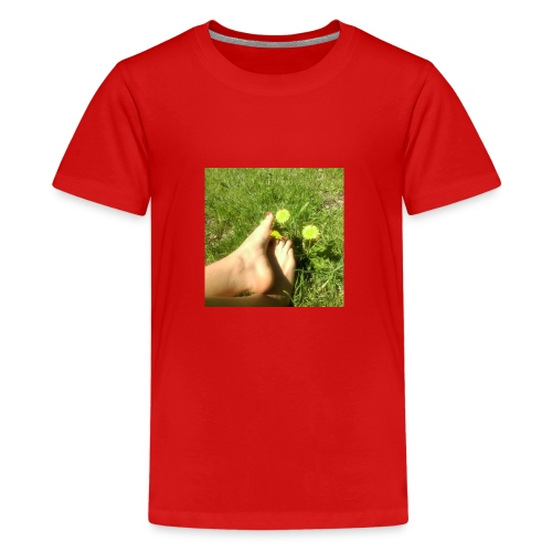 Tasse mit bedruck - Teenager Premium T-Shirt