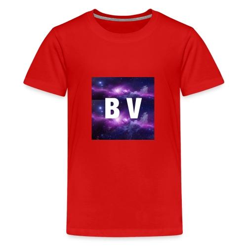 Brandon #brangang merch - Teenage Premium T-Shirt
