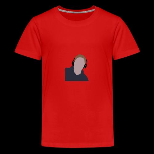 JanMagnis Official T-Shirts - Premium T-skjorte for tenåringer