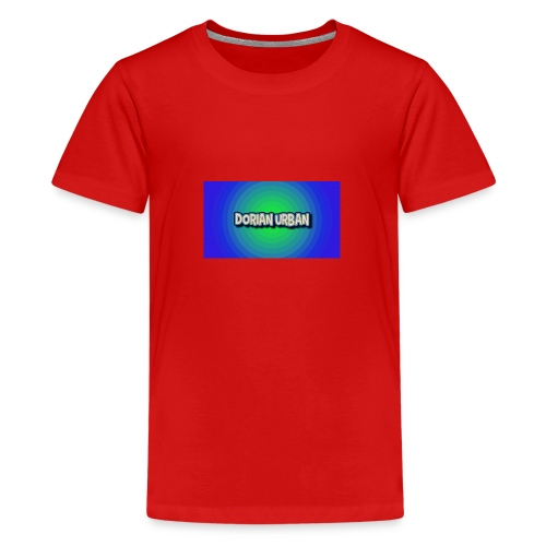 Dorian Urban Shop!! - Teenager Premium T-Shirt