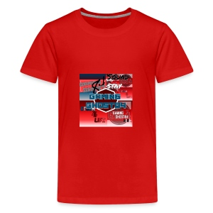 GG84 good old days logo - Teenage Premium T-Shirt