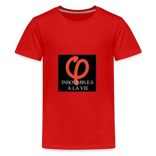 insoumis.e.s - T-shirt Premium Ado