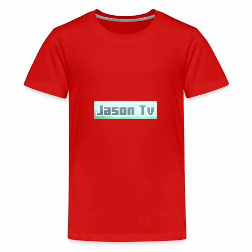 Jason Tv - Teenager Premium T-Shirt
