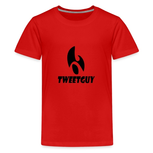 TweetGuy Originele Merchandise Met TEKST - Teenager Premium T-shirt