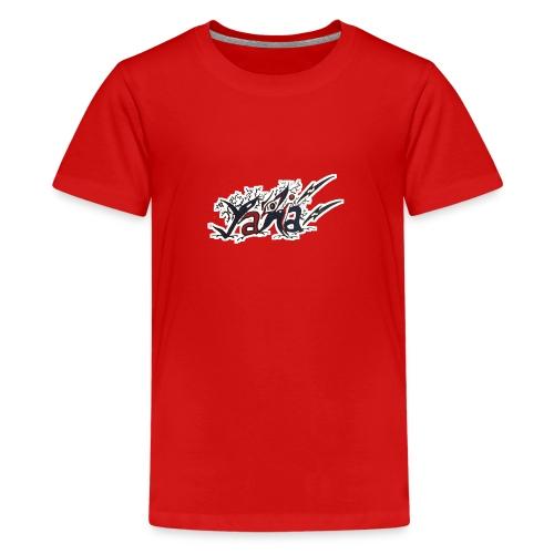 prénom marocaine - T-shirt Premium Ado