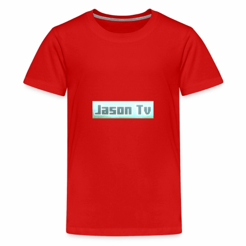 Jason Tv - Teenager Premium T-Shirt