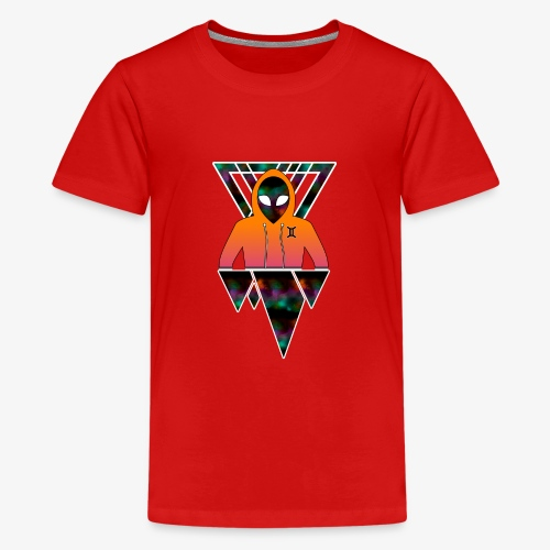Space man - Teenage Premium T-Shirt