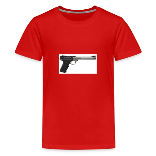 pistol - Teenager premium T-shirt