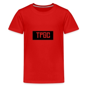 The Pro Gamer Chidi Logo - Teenage Premium T-Shirt