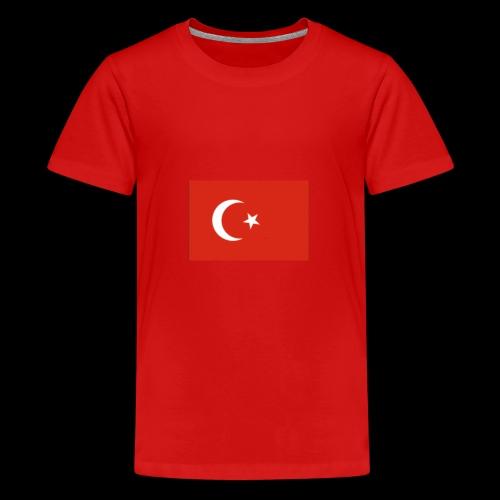 Rays ship - Teenager Premium T-Shirt