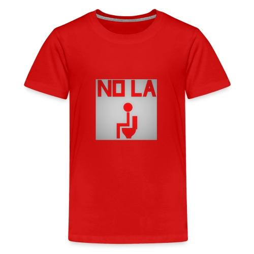 NO COMETAS UN ERROR - Camiseta premium adolescente