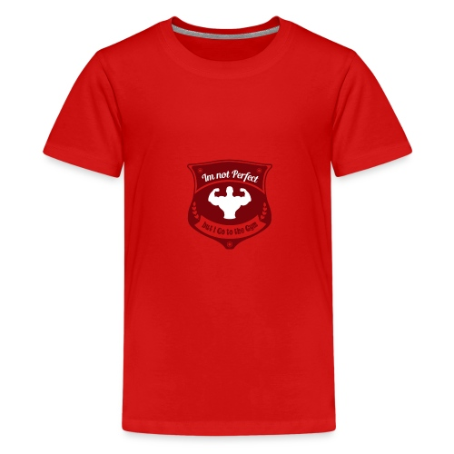 Gym29 - Teenager Premium T-Shirt