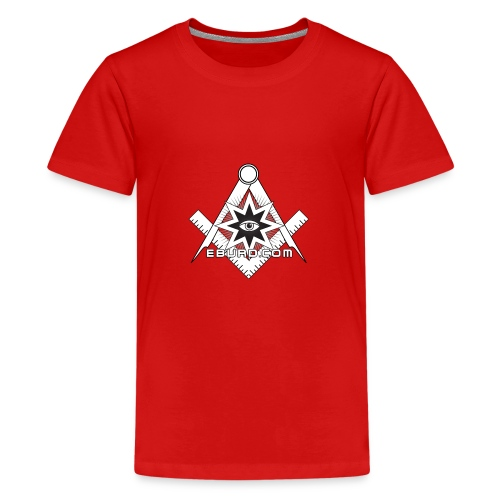 EBURD ILLUMINATI - Teenager Premium T-Shirt